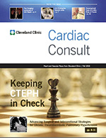 Cleveland Clinic Cardiac Consult